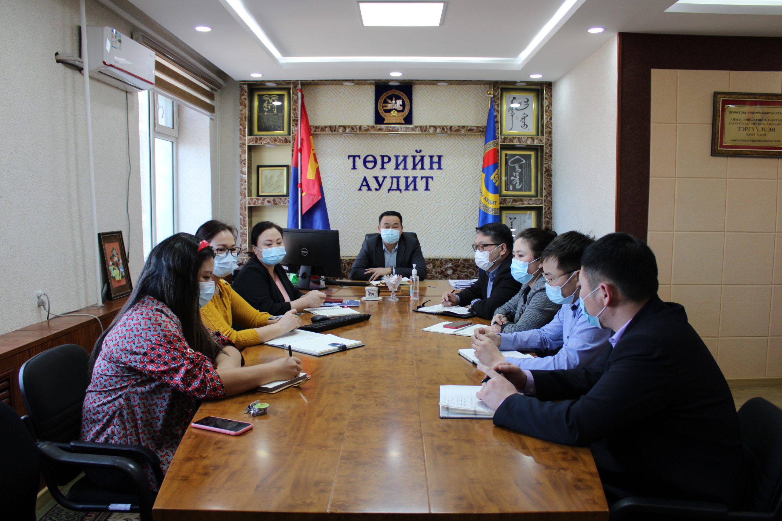 Дорноговь ТАГ - 2021 онд гүйцэтгэх Санхүүгийн тайлангийн аудитын нээлтийг хийв