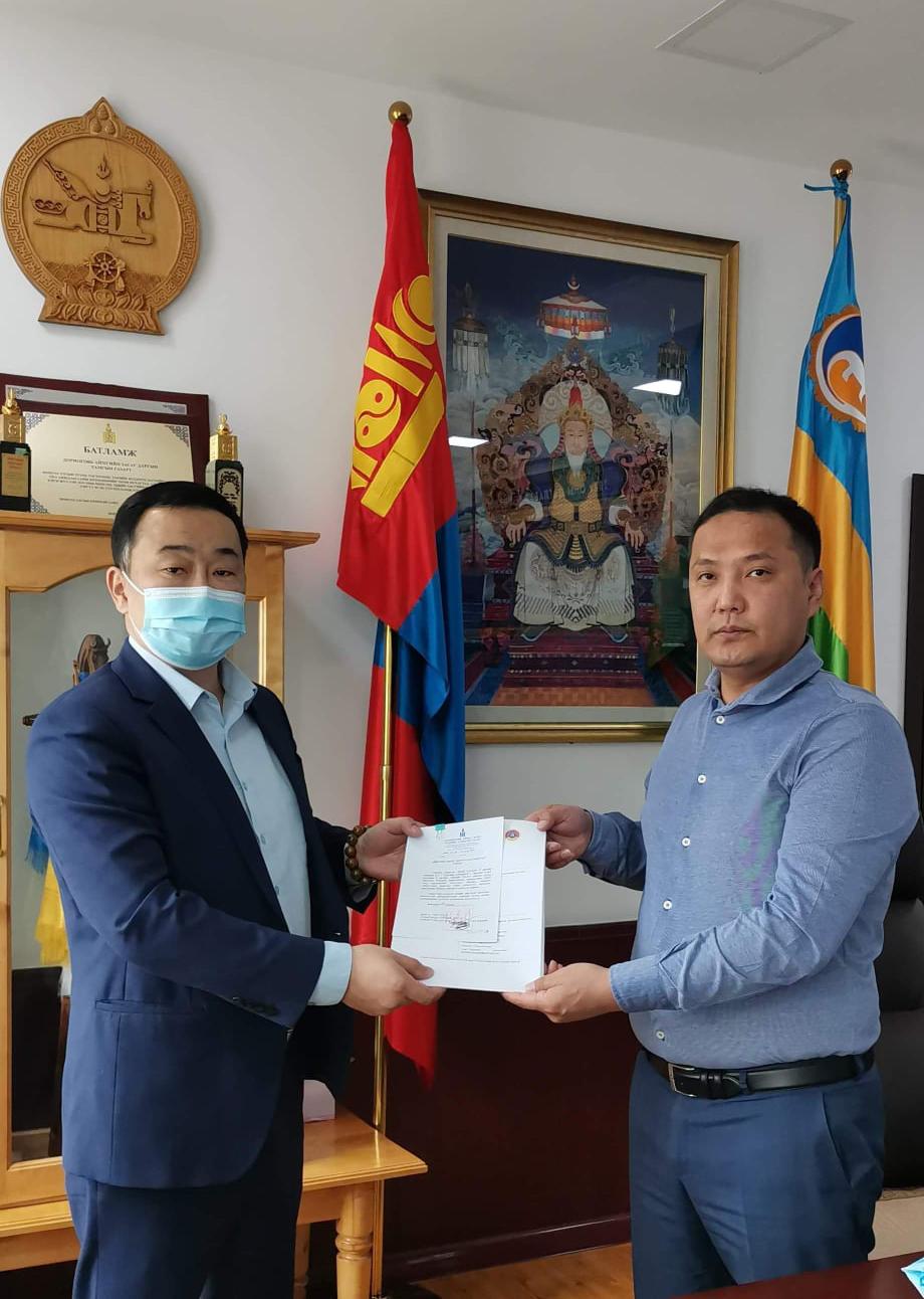 Дорноговь ТАГ - Төсвийн ерөнхийлөн захирагчийн 2020 оны санхүүгийн нэгтгэсэн тайланд хийсэн аудитын тайланг хүргүүлэв