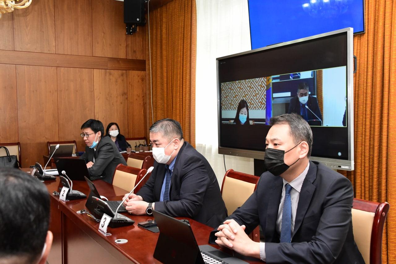 """ҮББХ: """"Монгол Улсын 2020 оны төсвийн гүйцэтгэлийг батлах тухай"""" УИХ-ын тогтоолын төслийн хоёр дахь хэлэлцүүлгийг дэмжлээ"""